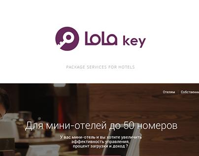 LoLa key