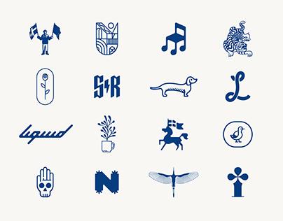 Logos & Icons Vol.1