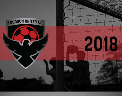 DC United New Team Brand Identity - LUFC 2018