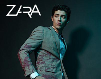 Zara Rebranding