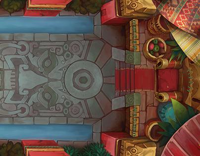 Nurium Games' Backgrounds