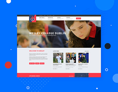 Wesley College Concept