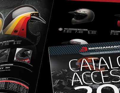 Bergamaschi Spare parts + accessories catalogues