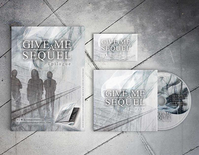 Give me a sequel, Artwork CD