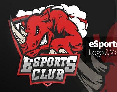 eSports Club Logo