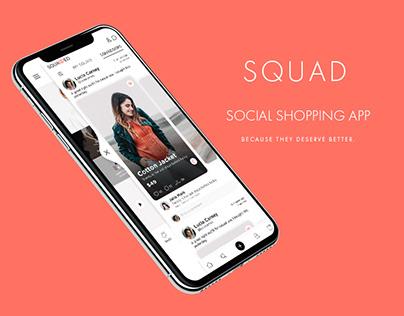 Social Shopping App