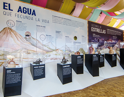 La Vitrina de la Biodiversidad - MISTURA 2014
