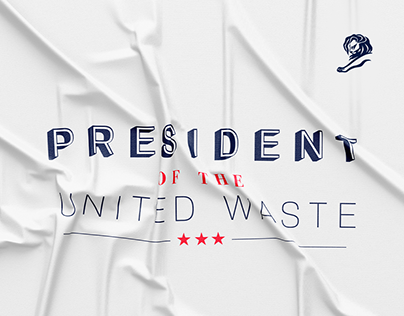 President of the United Waste Young Lions Live