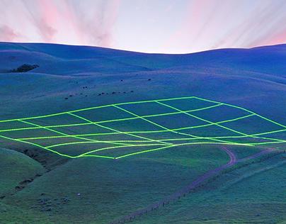 """""""Luminous Earth Grid"""""""