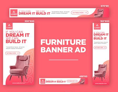 web banner, google ads banner design