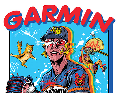 GARMIN (puck)