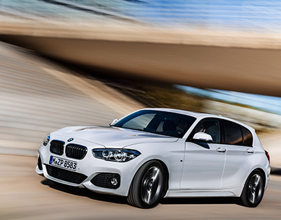 BMW 1Series M Sport Pack (2015)