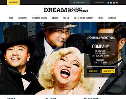 Dream Academy Redesign