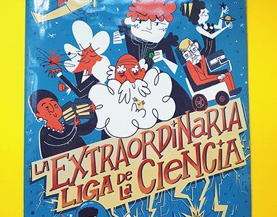 La Extraordinaria Liga De La Ciencia