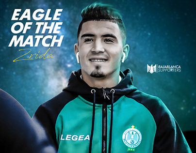 EAGLE OF THE MATCH