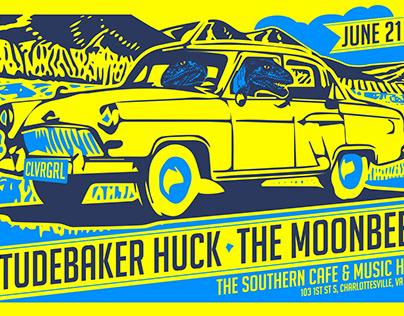 Studebaker Huck 18 x 12 poster