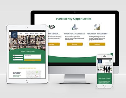 Money Lender Website