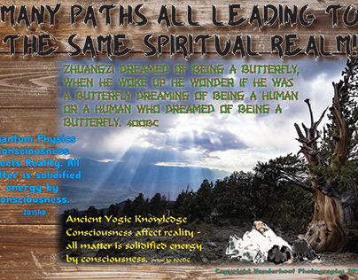 Same Spiritual Realm, Many Paths
