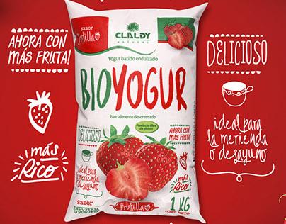 Claldy Bioyogur