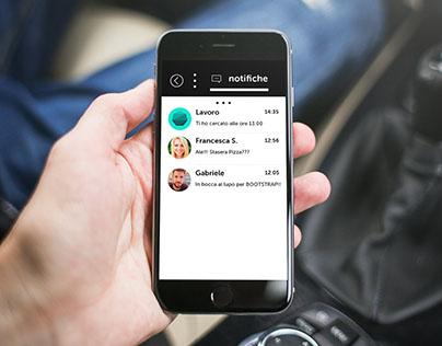 SAFE DRIVE - Mobile App