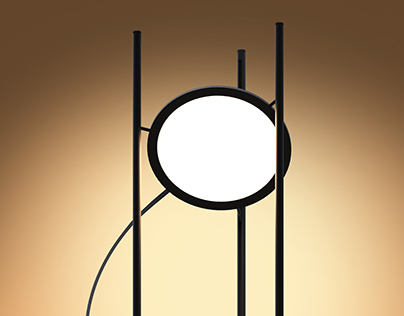 Martians | OLED Desk Lamp