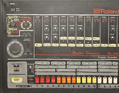Roland TR - 808