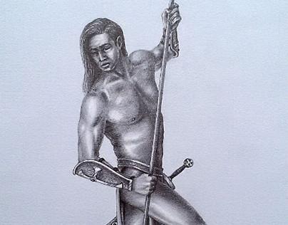 Disegni figura - Figure drawings