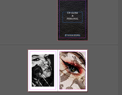 Your Book (Portfolio)- Deciding on a layout