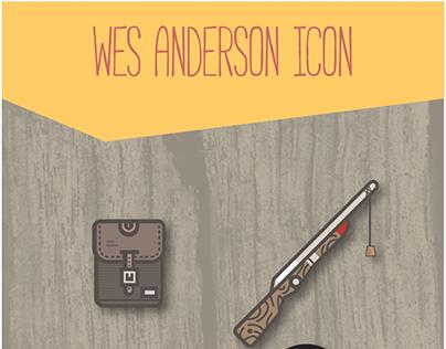 Wes Anderson Icon