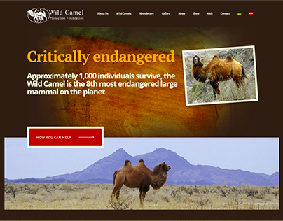 The Wild Camel Protection Foundation