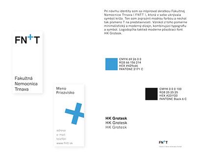 FNTT brand identity / concept