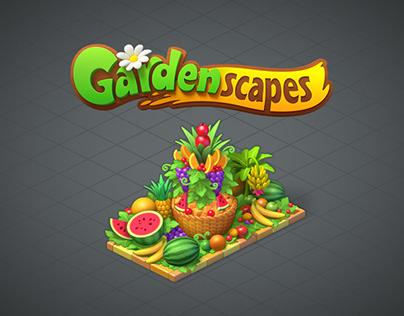 Gardenscapes (part2)