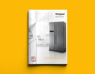 Whirlpool New Range of Refrigerator Catalogue