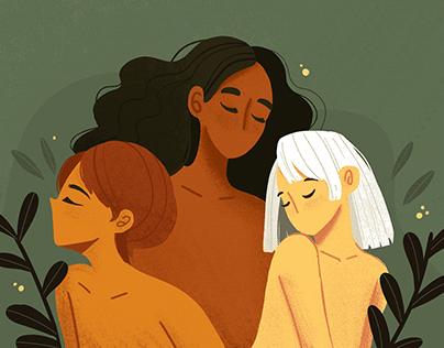 Women | Illustration