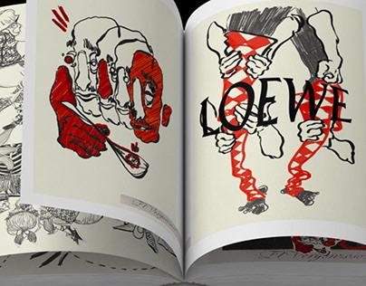 Loewe x Goya atmospheres