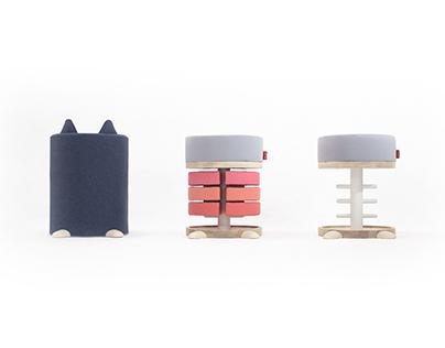 Anitomy stool
