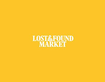 LOST & FOUND MARKET l Necesidades no tan básicas