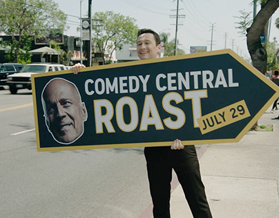 Comedy Central Roast of Bruce Willis: Tuxedo