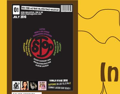 Stop Magazine. Music edition 1