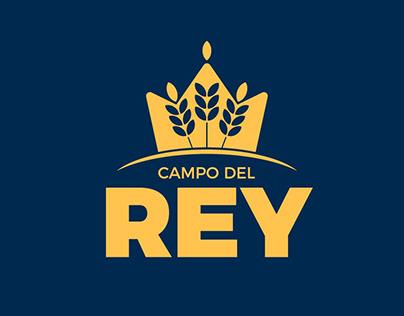 CAMPO DEL REY Visual Identity