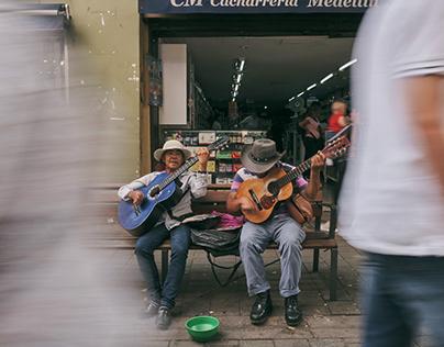 Música de paisaje, Medellín 2020