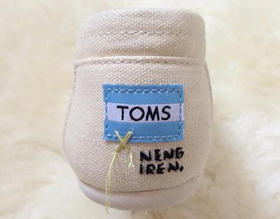 TOMS x nengiren