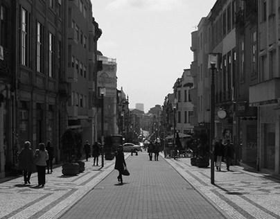 Ruas Cinzas | Gray Streets