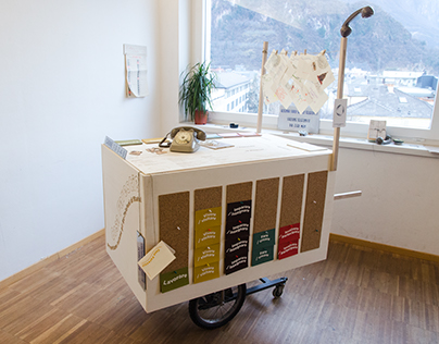 Cosa Faresti? - A mobile workshop station