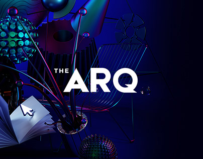 THE ARQ Magazine Branding