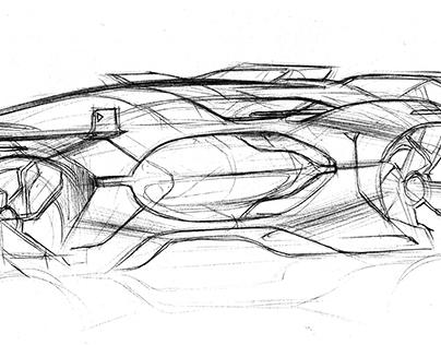 automotive_sketchbook III