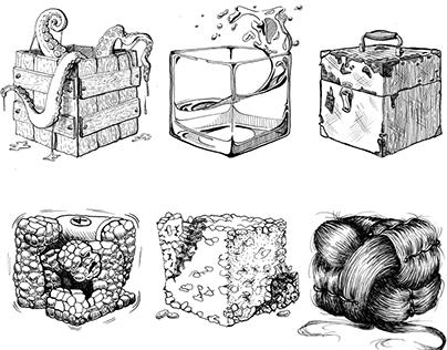 6 Cubes (Part 2)