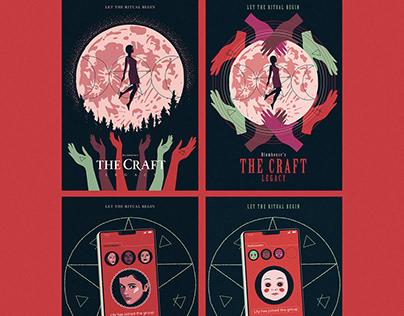 Horror poster proposals2020/2021