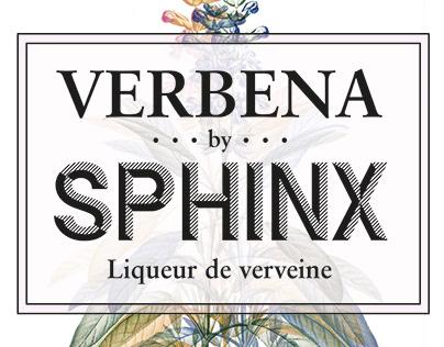 Verbena by SPHINX // Packaging