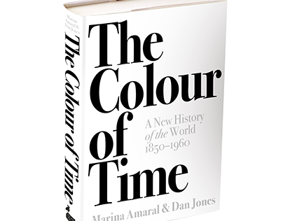 My book: The Colour of Time